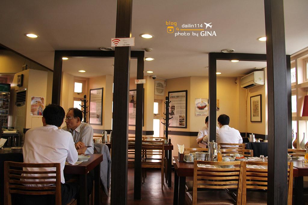 首爾食記》景福宮 皇后名家 人蔘雞湯 來首爾就是要吃道地 경복궁/황후명가 황후삼계탕/Hwanghu Samgyetang @Gina Lin