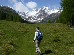 Wandern im Ultental