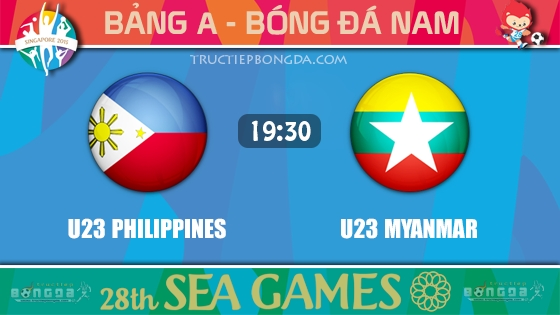 U23 Philippines vs U23 Myanmar