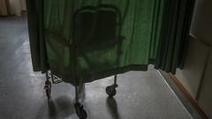Abandoned Rest Home Hospital, South Island, New Zealand.