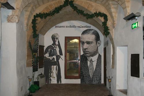 rodolfo valentino museo