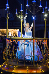 Disneyland's New Paint the Night Parade