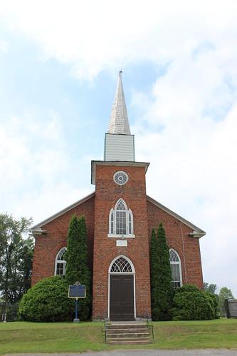 ontario canada church église presbyterian on