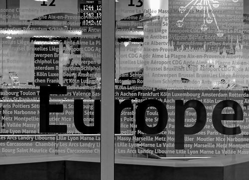 EUrope - The division - La division