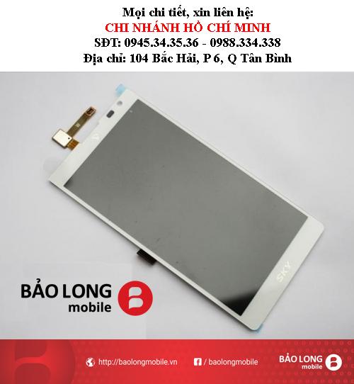 Những chỗ chuyên thay thế màn hình cảm ứng Sky A870 chất lượng tại SG