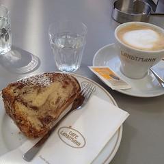💚💚💚 #CafeLandtmann #Wien #OomenTour2015 #Oomenmampft