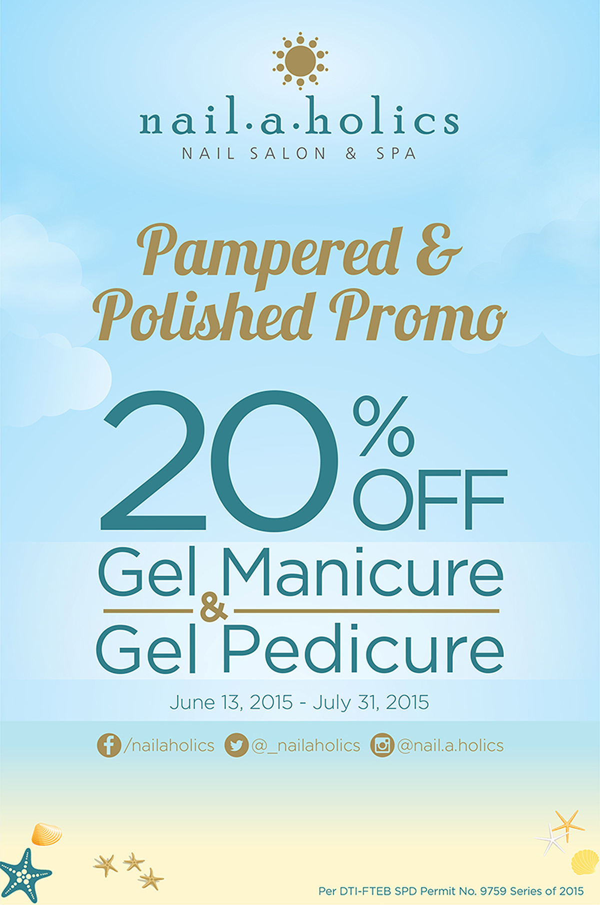 Trice Nagusara Pampered and Polished Promo Poster