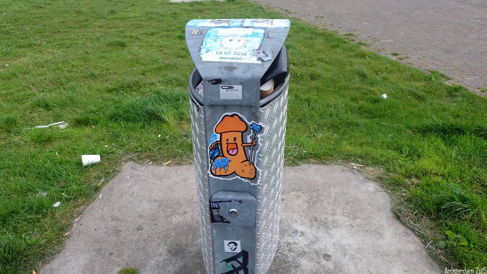 NDSM, Amsterdam, Nederland