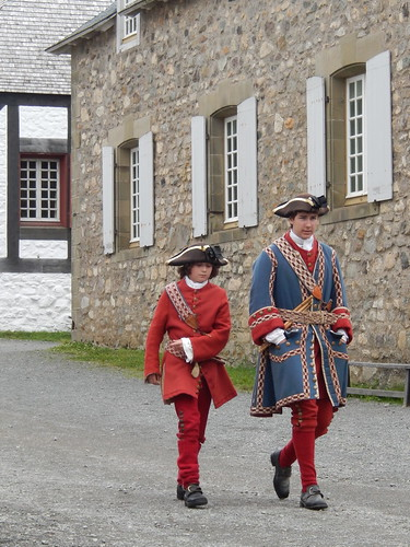 Fortress of Louisbourg - 1
