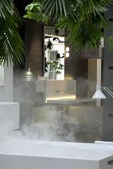 Expériences de vapeur / Vapeurs d'expériences par Krux Amsterdam chez Boffi cuisine et Bains - D'Days 2015
