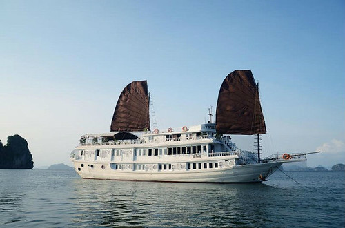Halong Tour With V'Spirit Cruise ( 2 Day/ 1 night) - @138$ /Person