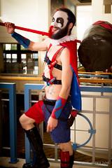 Tampa Bay Comic-Con 2015 Cosplay - BATMAN - HARLEY QUINN