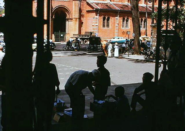 SAIGON 1966 - Cathedral