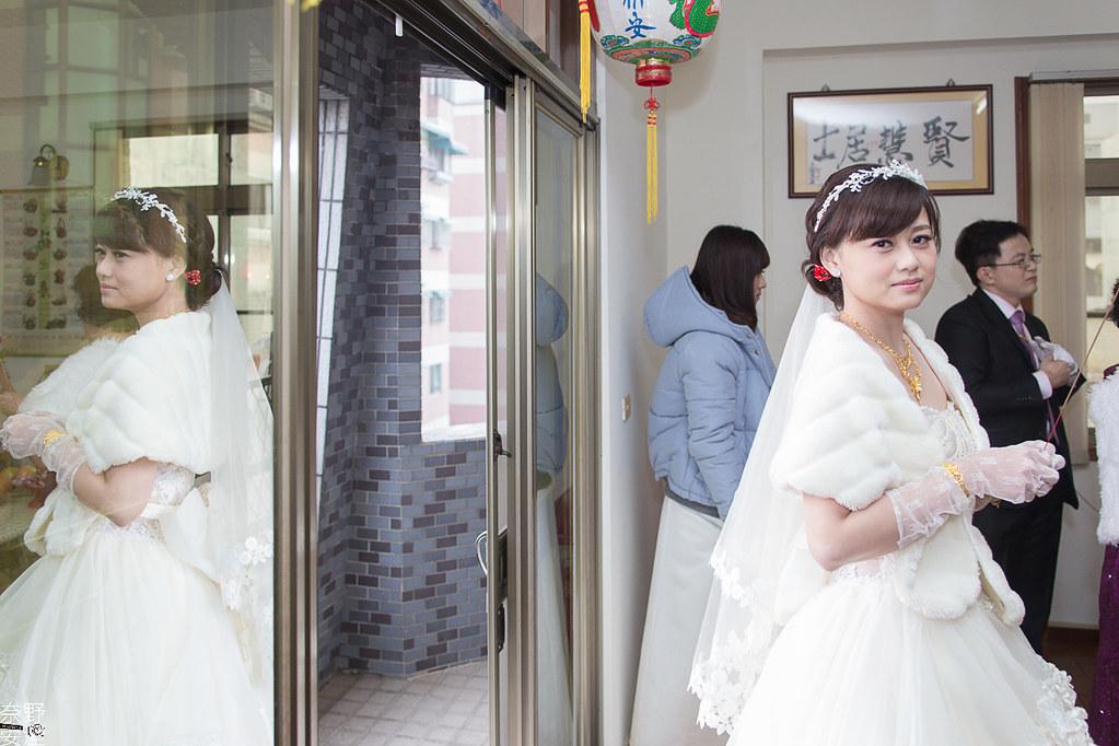 台南婚攝-繼中&佳芸-迎娶午宴 X 東東宴會式場-東嬿廳 (49)