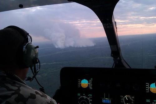 Чорнобиль пожежа 2