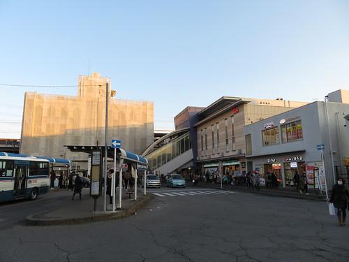 西船橋駅前