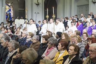 Clausura del Jubileo en España
