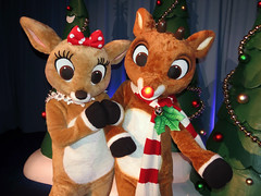 Clarice and Rudolph