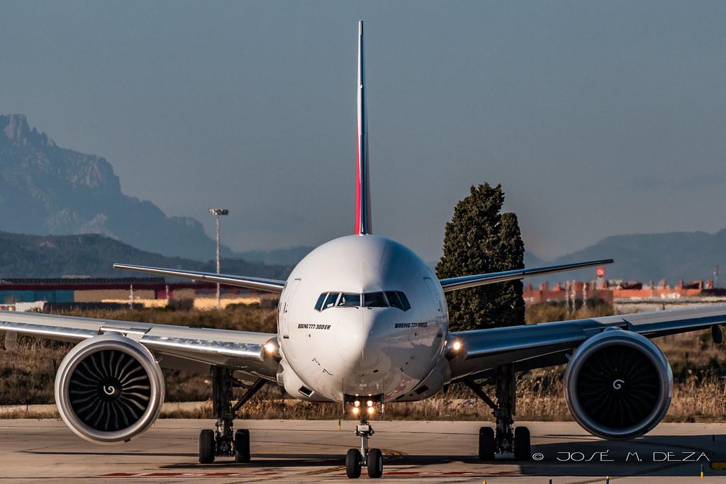 A6-EPU - B77W - Emirates