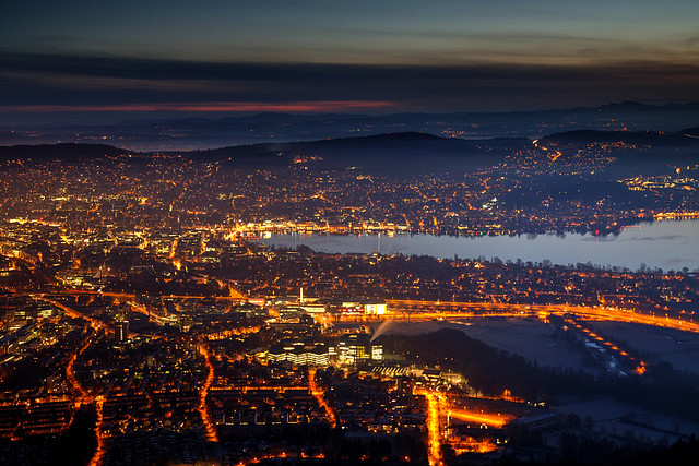 Zürich Sunrise