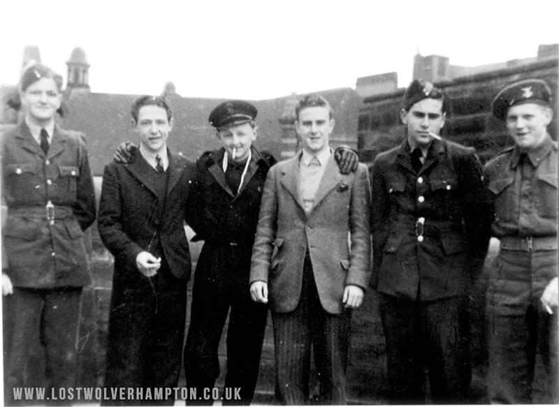 The War lads