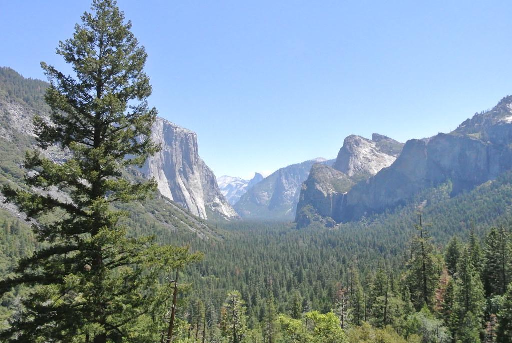 Yosemite overview