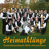 Eine der 2 CD's der Blaskapelle Billed-Alexanderhausen mit den Liedern der alten Billeder Blaskapellen