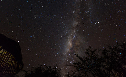 Milky Way in Kenya Take 2 by Geoff Livingston
