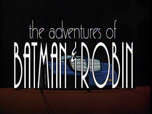 Batman The Animated Series (1992-1998, 85+24odc)E