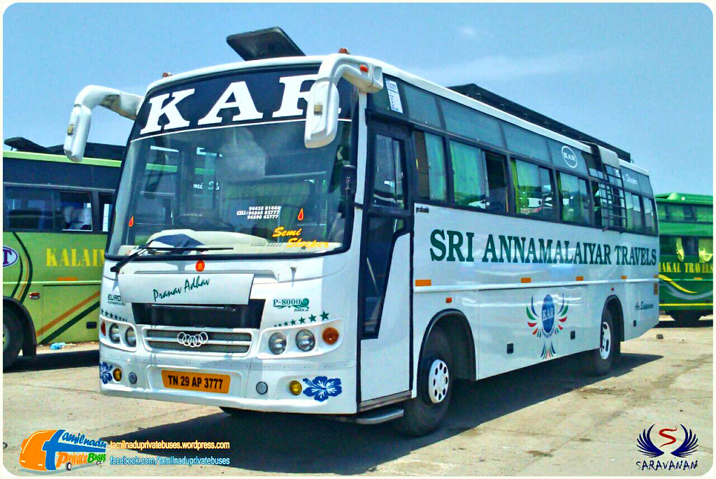 KAR Sri Annamalaiyar Travels