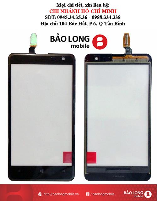 Thay mặt kính cảm ứng Lumia 625 uy tín giá tốt tại TP.HCM