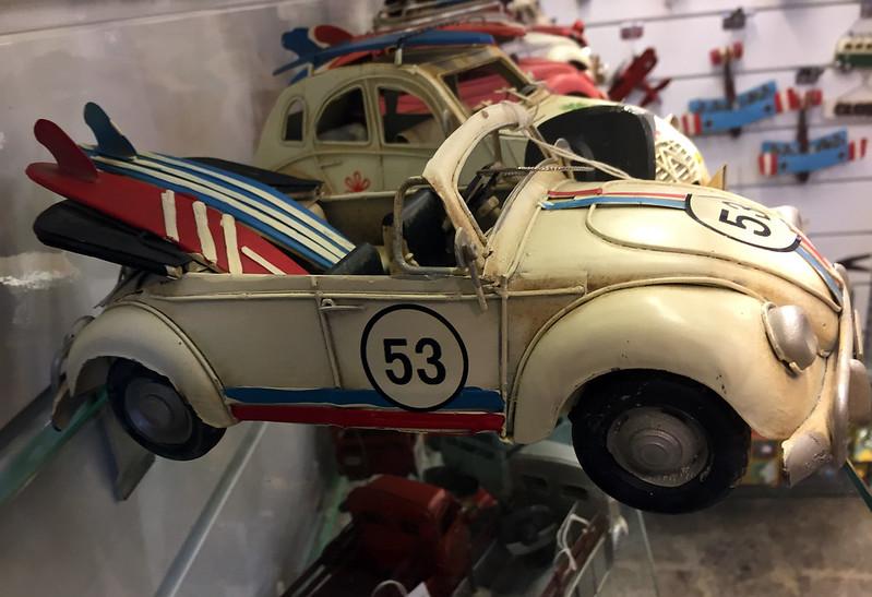 53 VW Beetle Cabriolet