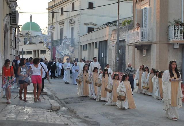 Rutigliano- Ecco il Fotoreportage della nostra amata Vergine del Carmelo (13)