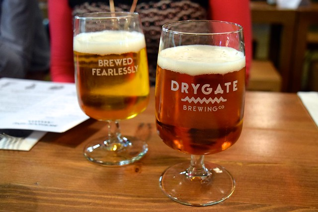 Drygate Brewery Pale Ale & Lager