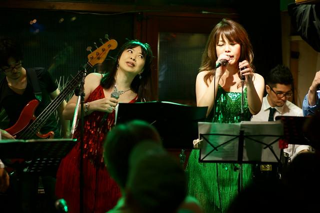 Soul on Fire! live at Rakuya, Tokyo, 19 Jul 2015. 492