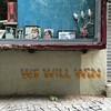 We will win #streetart #Berlin