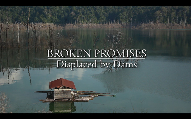 A Still from Broken Promises