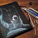Cisco Kid sketch by Steph Doyle
