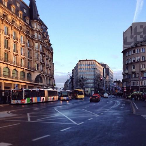 Luxembourg City, Quartier Gare