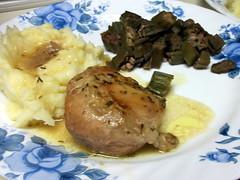 Dinner Plate.