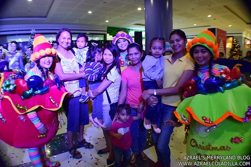 Grand Magical Christmas Parade in SM City Trece Martires (45)