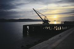 Crane & pier #street #lisbon #t3mujinpack
