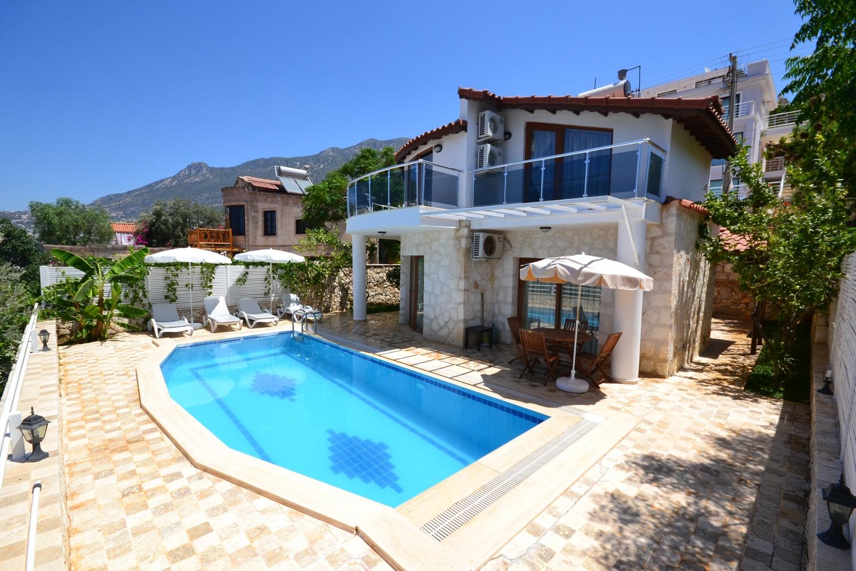 kiralık yazlık villa - 7562