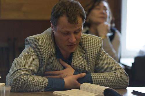 Апр 9 2015 - 16:08 - Круглый стол 'Открытая книга: Новая российская литература XXI века'