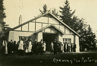 Opening of the Rectory