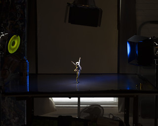 S.H. Figuarts setup shot