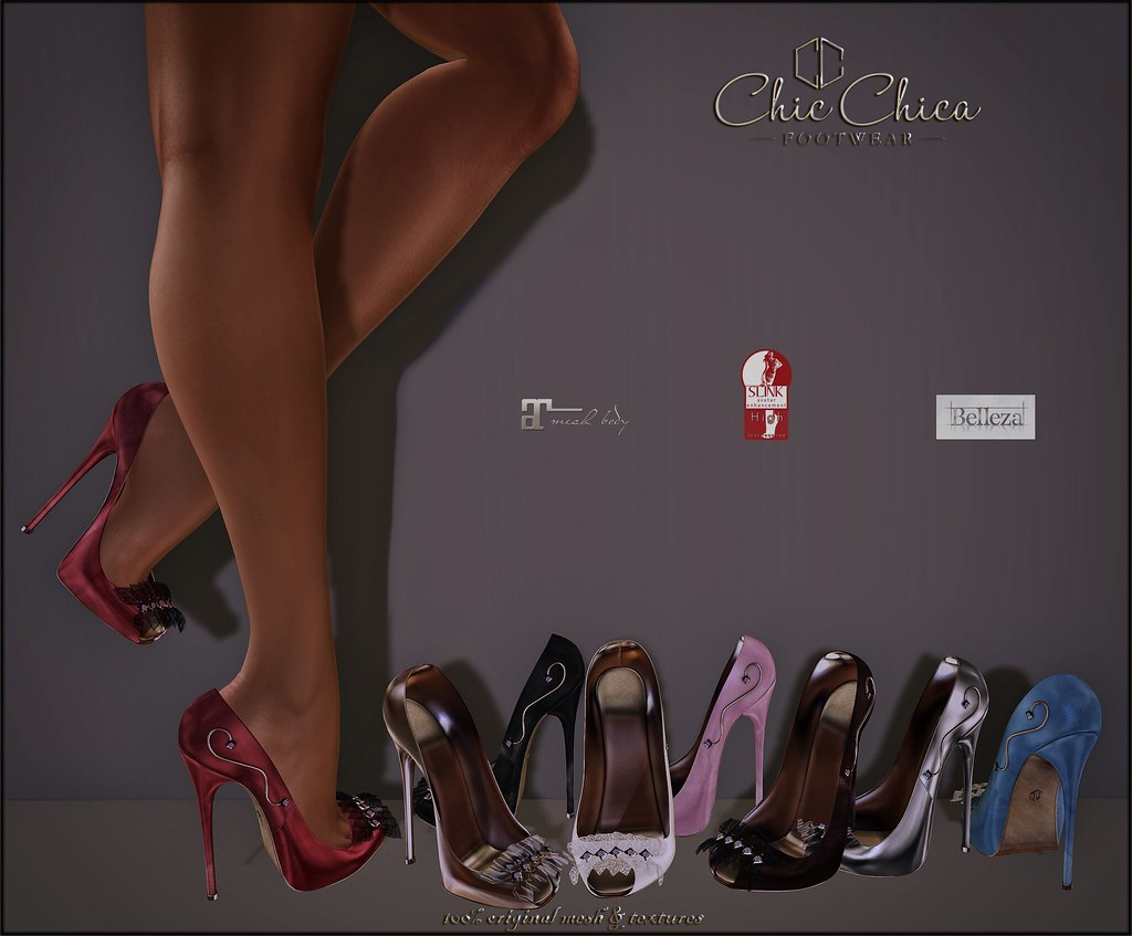 Clotilde by ChicChica @ Enchantment soon - SecondLifeHub.com