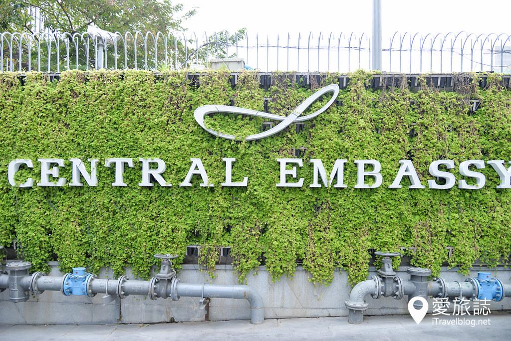 曼谷贵妇百货 Central Embassy 83