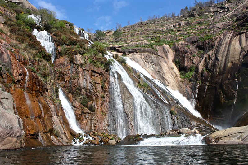 Ézaro Waterfall, April 11th, 2015