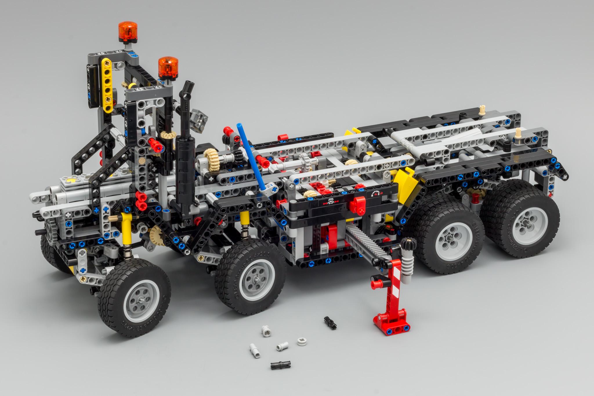 lego technic 42043 b model instructions
